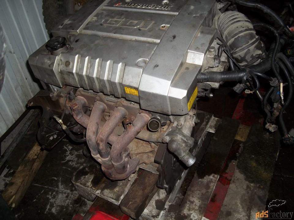 Двигатель 4G93 Мицубиси.