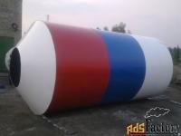 водонапорная башня «рожновского» вбр-15