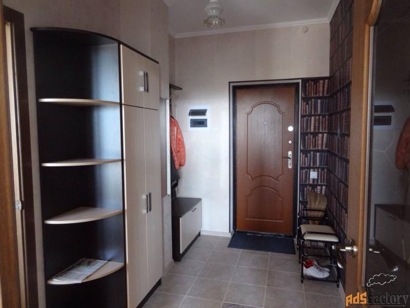 1 - комн.  квартира, 58 м², 6/11 эт.