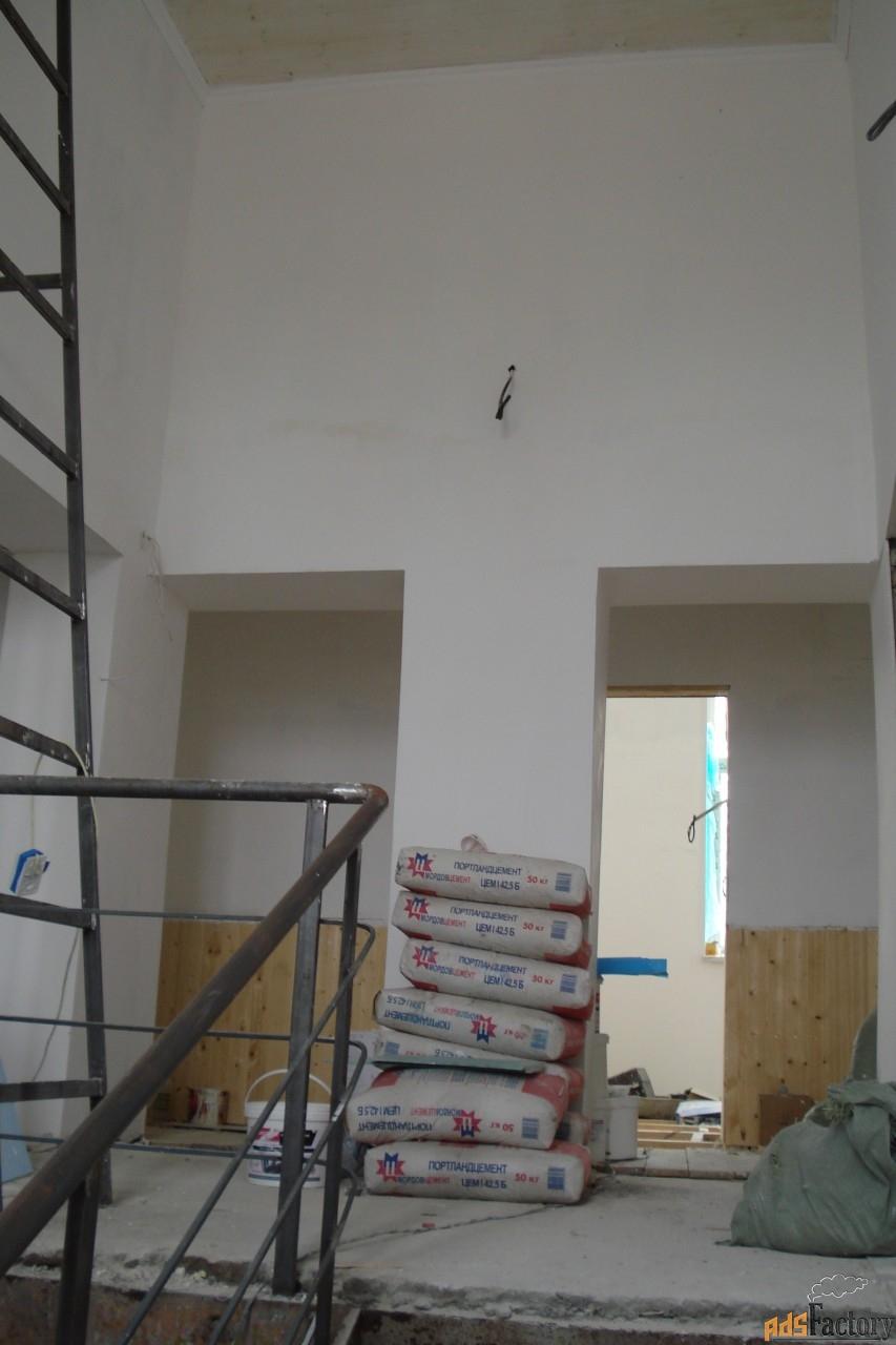 дом 400 м² на участке 18 сот.
