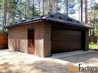 гараж кирпичный, 31 м²