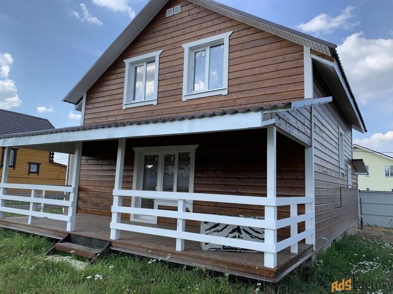 дом 175 м² на участке 15 сот.