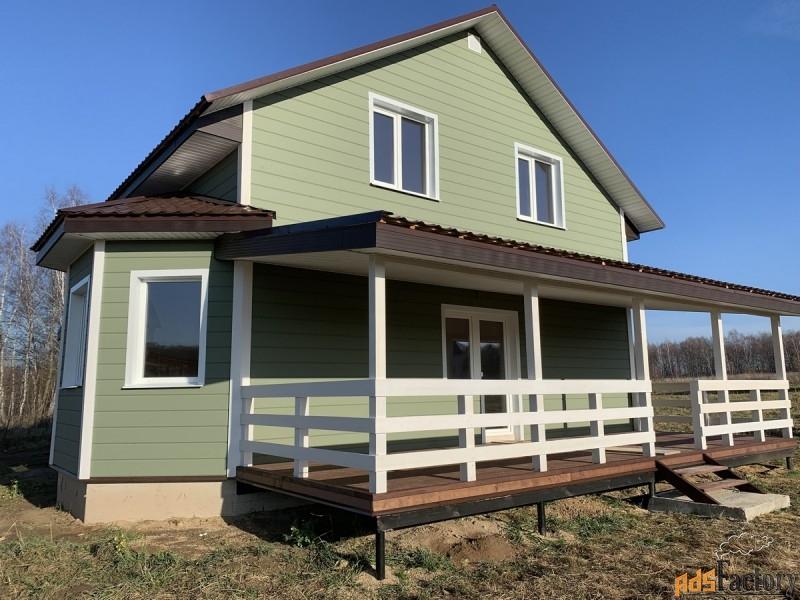 дом 185 м² на участке 20 сот.