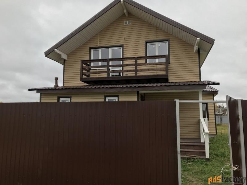 дом 180 м² на участке 25 сот.