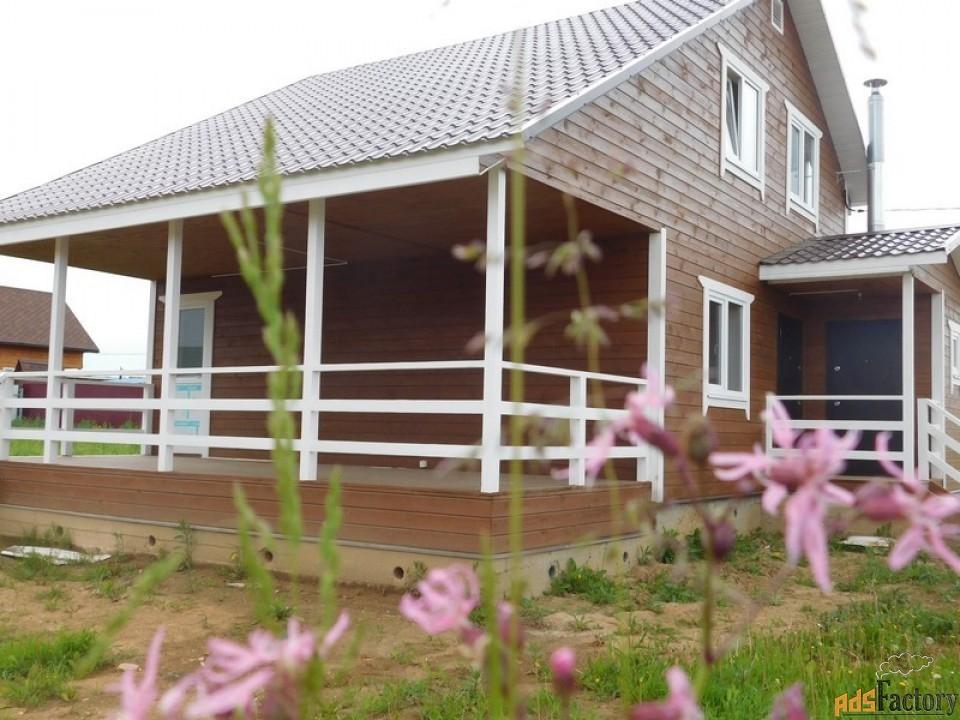 дом 150 м² на участке 11 сот.