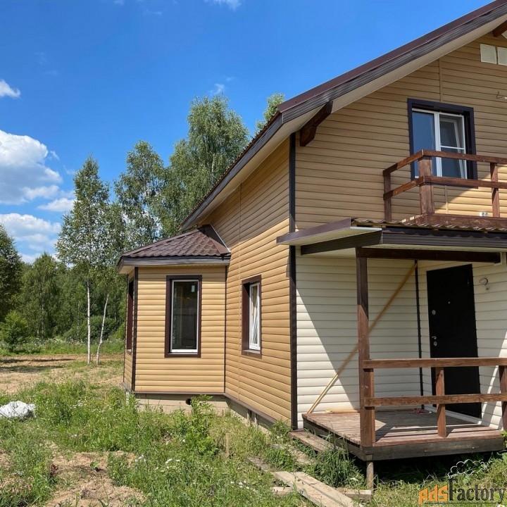 дом 170 м² на участке 18 сот.