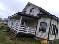 дом 165 м² на участке 9 сот.