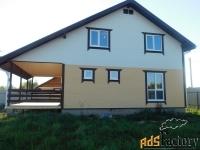 дом 150 м² на участке 10 сот.