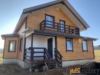 дом 190 м² на участке 20 сот.