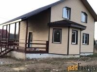 дом 155 м² на участке 11 сот.