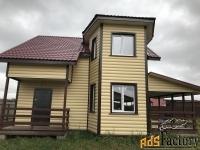дом 170 м² на участке 10 сот.