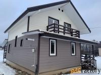 дом 180 м² на участке 15 сот.