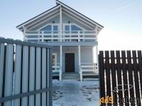 дом 140 м² на участке 10 сот.