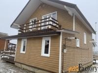 дом 165 м² на участке 15 сот.