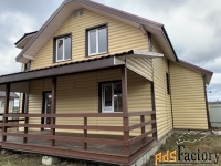 дом 165 м² на участке 10 сот.