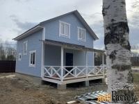дом 120 м² на участке 12 сот.