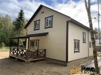 дом 150 м² на участке 6 сот.
