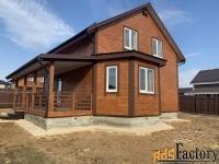 дом 185 м² на участке 12 сот.