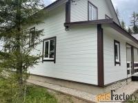 дом 175 м² на участке 9 сот.