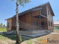 дом 220 м² на участке 15 сот.