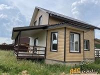 дом 160 м² на участке 8 сот.