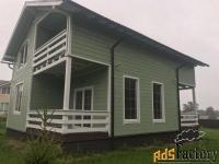 дом 180 м² на участке 9 сот.