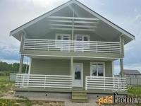 дом 185 м² на участке 9 сот.
