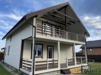 дом 180 м² на участке 12 сот.