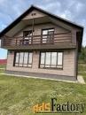 дом 200 м² на участке 20 сот.