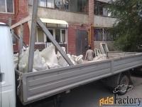 вывоз мусора газель бортовая