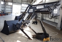 погрузчик турс-1000 усиленный быстросъёмный