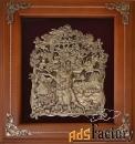 ключницы настенные из дерева