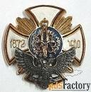 знаки полков и училищ императорской армии (копии)