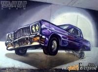 граффити оформление и художественная роспись