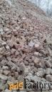 бой кирпича и бетона для отсыпки дорог