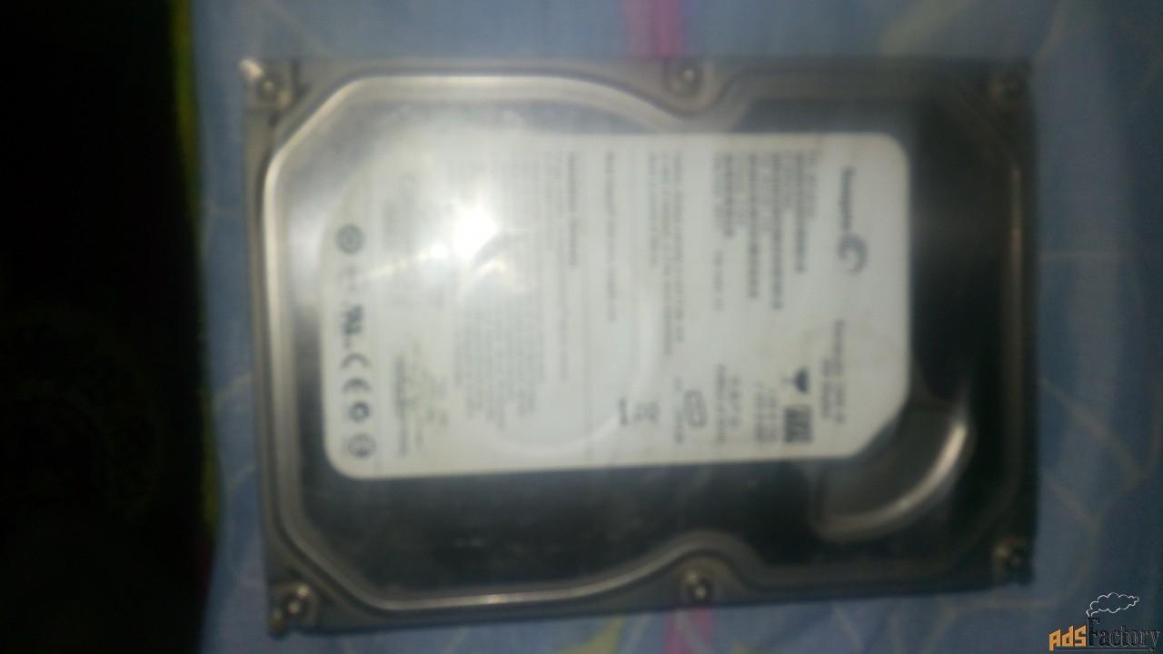 Жёсткий диск Seagete 250 Gbytes sata II