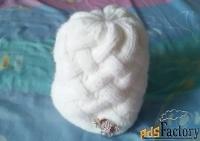 шапка зимняя женская