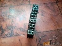 Цепь приводная роликовая 48 звеньев двухрядная