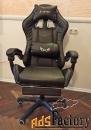 геймерское кресло, массажное