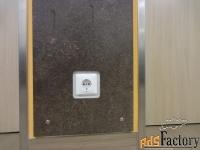 отбойники медицинские hpl, отбойные защитные доски и отделки коридоров