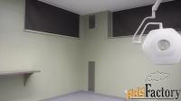 гигиенический медицинский пластик hpl для чистых помещений и больниц
