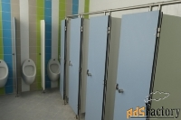 ручки -кнобы нержавеющие для туалетных дверей,  петли с доводом aisi