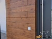 фасадные панели и фасадный пластик конструкционный архитектурный hpl