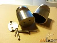 Защелки - замки для туалетных дверей и перегородок с индикатором