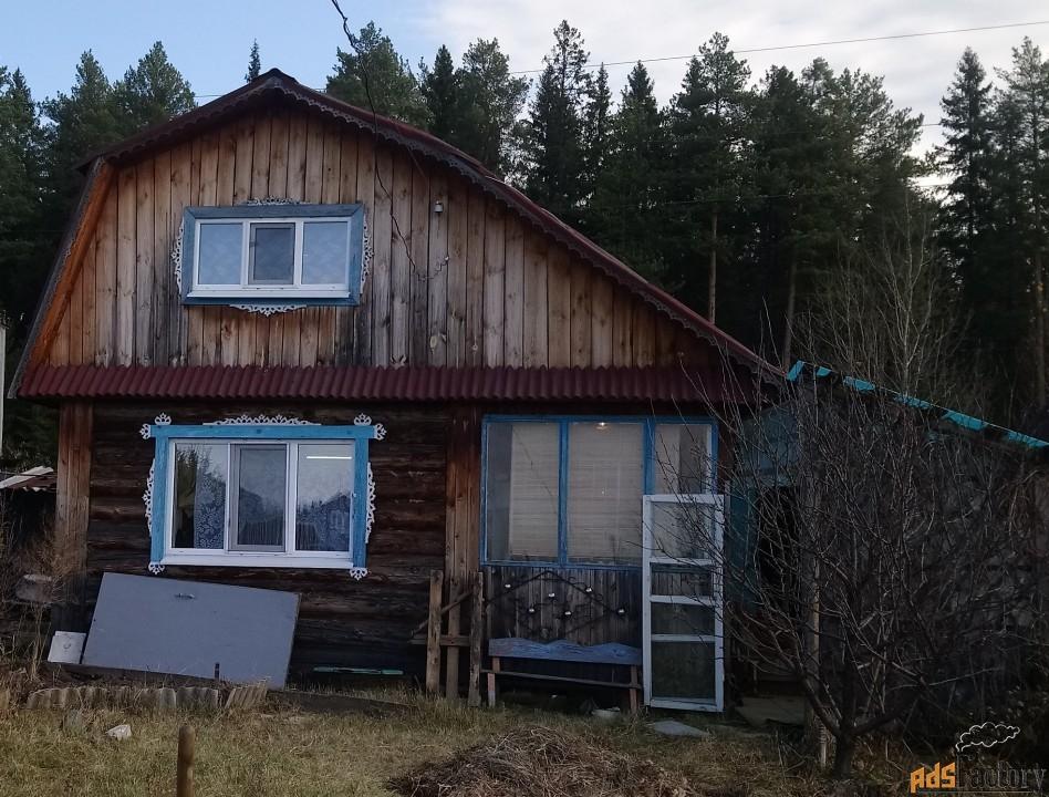 дом 36 м² на участке 5 сот.