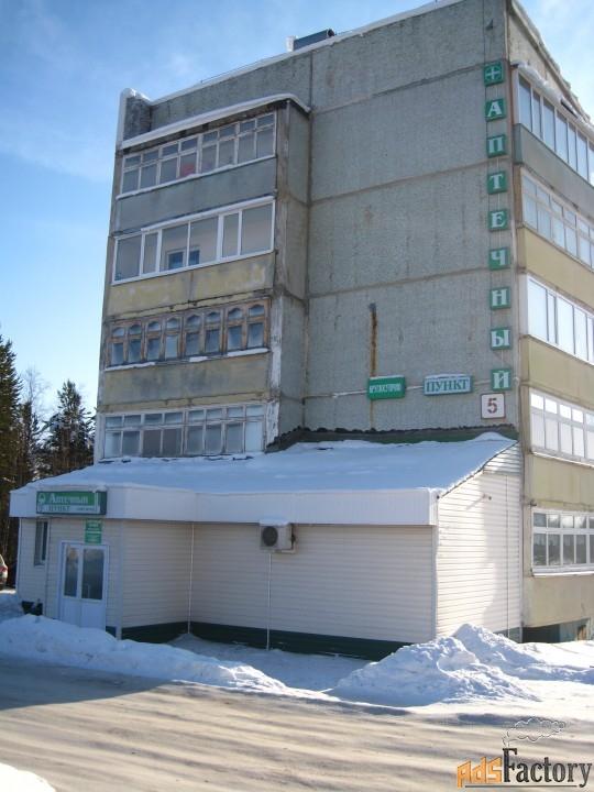 торговое помещение, 97 м²