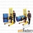 оборудование для подъёма, переворачивания и перевозки бочек.