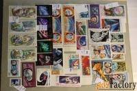 продам другие почтовые марки по теме космос