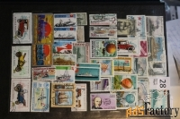 продам ещё другие почтовые марки по теме транспорт.