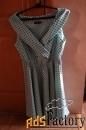платье в горошек. размер 44-46